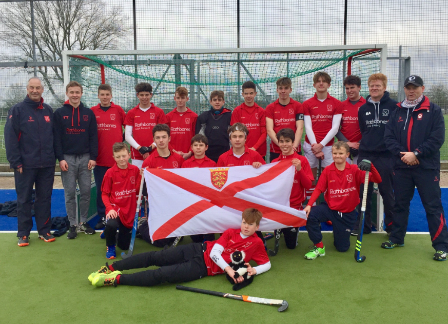 Rathbones Jersey Hockey Boys U16s Continue Their Campaign In The English National Hockey Championships