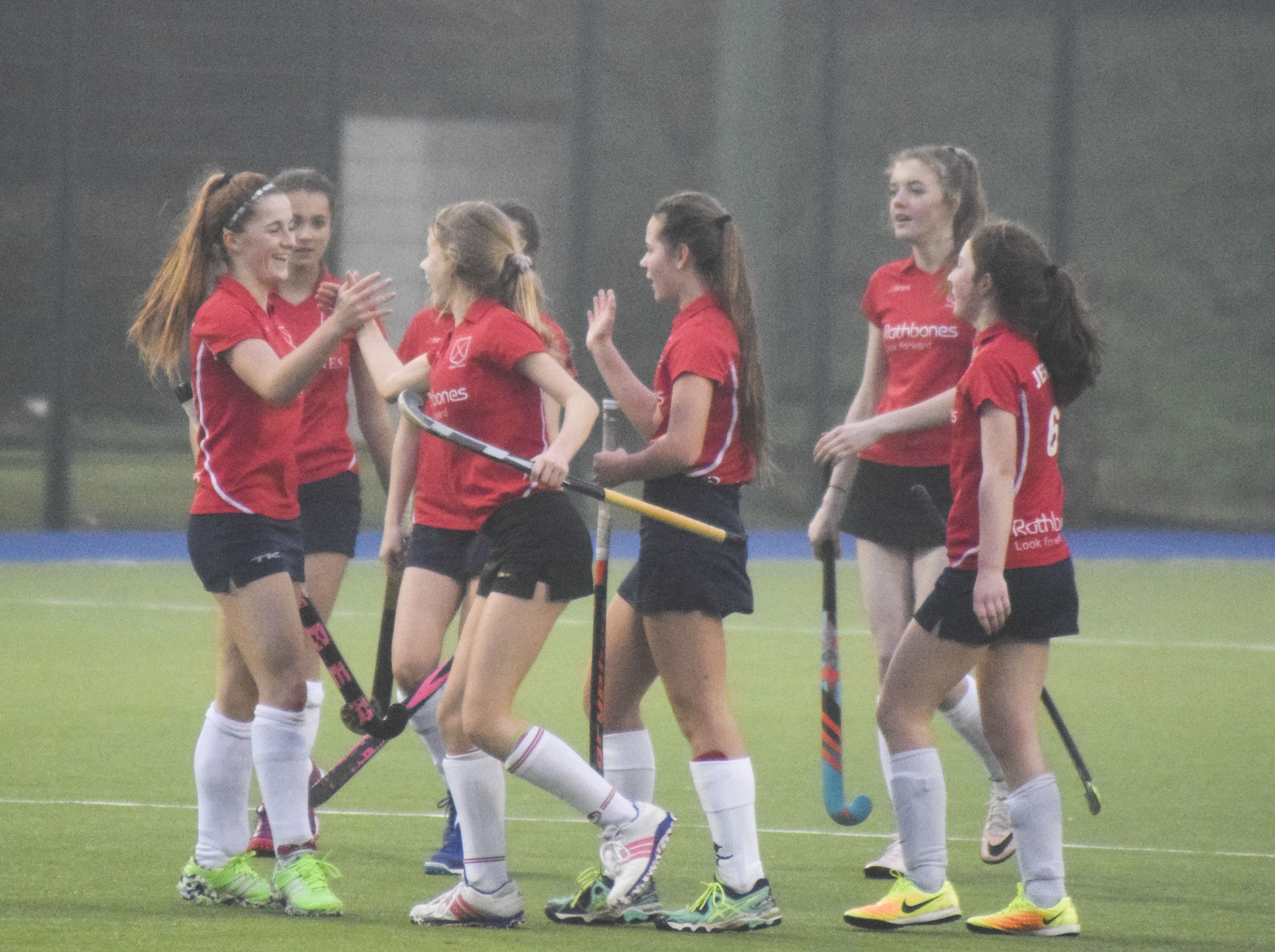 U 16 Boys' Hockey Report (Girls report to follow)