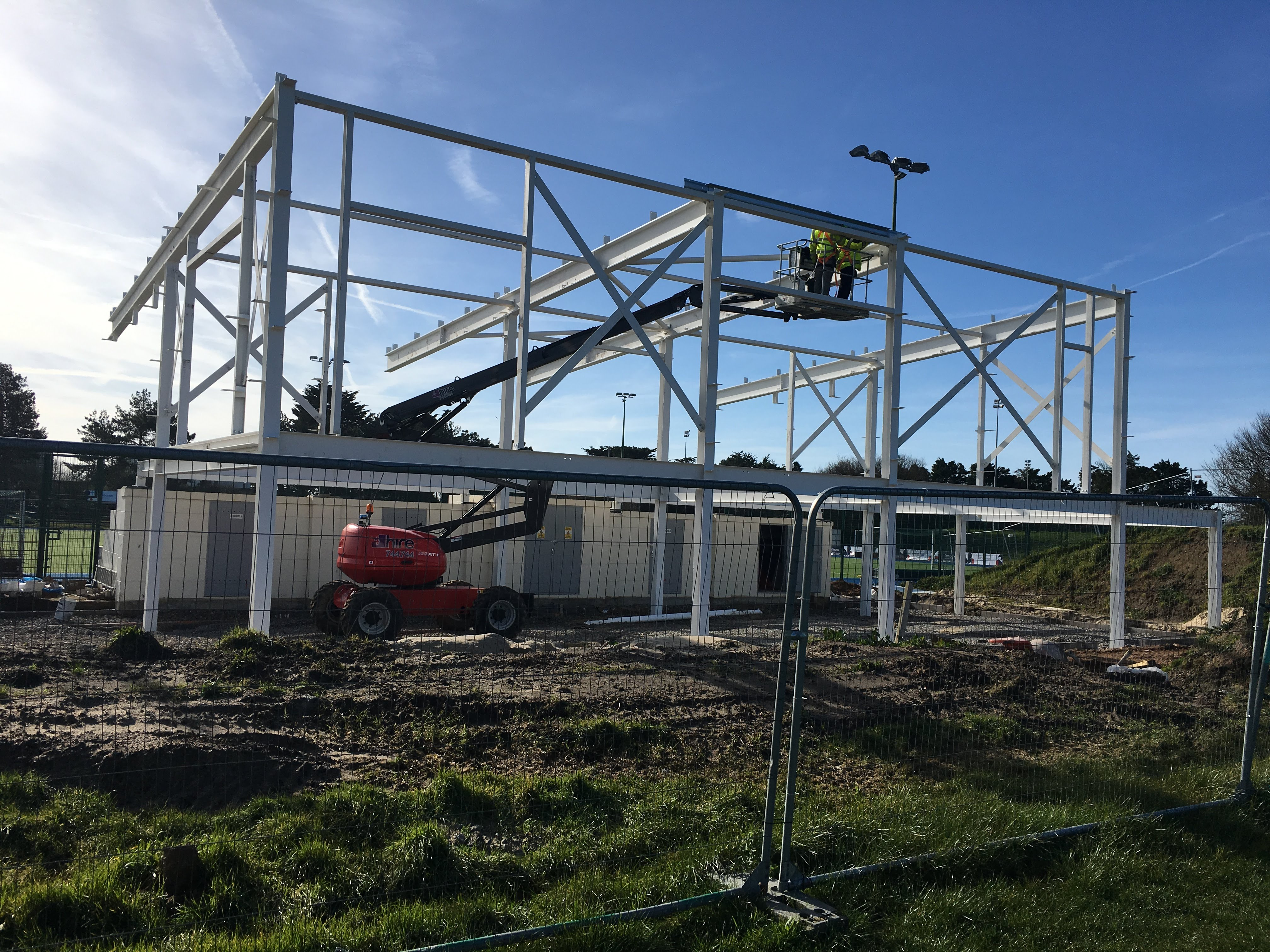 Clubhouse update - 20th February
